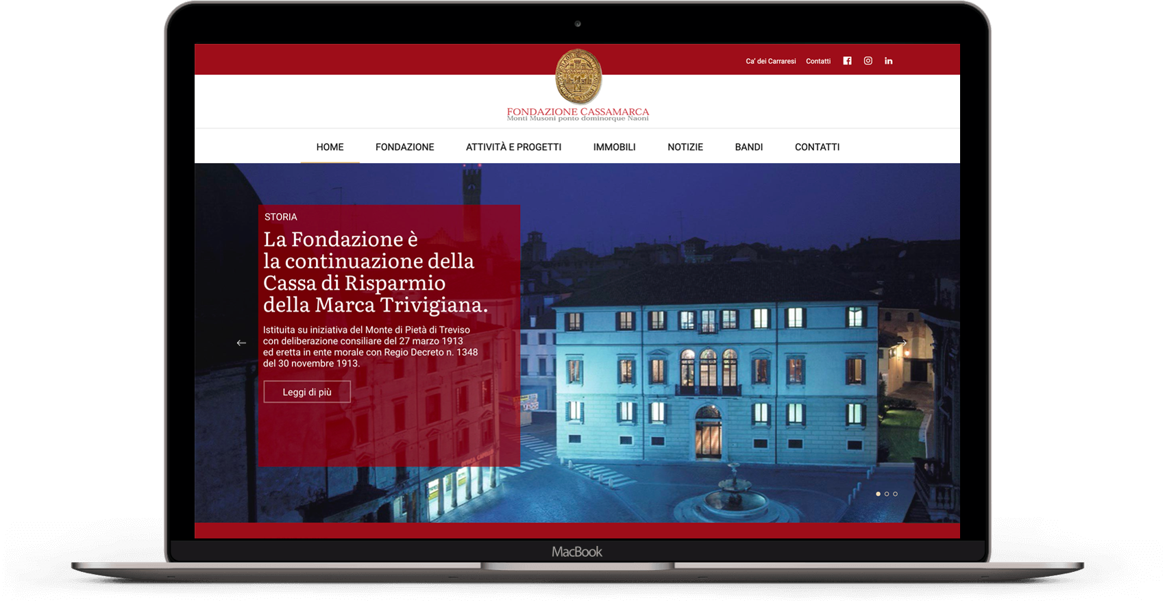Fondazione Cassamarca